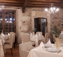The restaurant Valle Inclán, allows you to enjoy the best ...